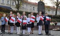 Galeria Przemyskie dzieci (i nie tylko) w hołdzie Janowi Pawłowi II