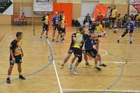 Świetna gra SRS Czuwaj w meczu z AZS UW Warszawa 29:19 (15:12) fot. R.Porada