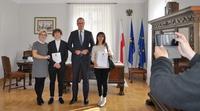 Galeria Troje laureatów Stypendium Twórczego Prezydenta Miasta Przemyśla. Gratulujemy!
