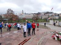 Galeria Rowerowa Biało czerwona - 11 listopada 2019 r.