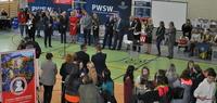 Galeria Tłumy na jesiennej edycji Targów Edukacji i Pracy PWSW