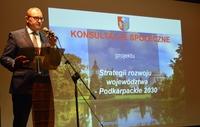 Galeria Spotkanie konsultacyjne Strategii województwa - 13 listopada 2019 r.
