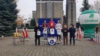 Galeria Lekkoatleci UKS Tempo 5 aktywnie uczcili 101. rocznicę odzyskania przez Polskę niepodległości