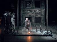 Galeria Ciemno wszędzie, głucho wszędzie… Teatr Wierszalin zaczarował przemyską publiczność
