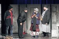 Galeria Kariera po polsku –satyra na płyciznę intelektualną i moralną naszych czasów, ubawiła publiczność do łez