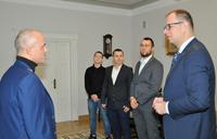 Galeria Przemyski Klubu Walki Wręcz Jujitsu u Prezydenta