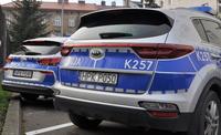 Galeria Przemyska policja wzbogaciła się o dwa radiowozy