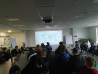 Galeria Wyjazd uczniów kierunków samochodowych do śląskich firm branży samochodowej Tenneco Automotive i Michael