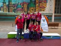 Galeria Przemyscy lekkoatleci wrócili ze Lwowa z ośmioma medalami!