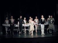 """Galeria """"Jezioro Łabędzie"""" - najsłynniejszy i najpiękniejszy balet świata na Zamku Kazimierzowskim"""