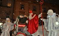 Galeria Jedzie już… Święty Mikołaj jest tuż, tuż… - zapraszamy na Wielką Paradę Mikołajową!