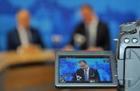 Galeria Konferencja prasowa Prezydenta Miasta Przemyśla