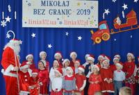 """Galeria """"Mikołaj bez granic"""" po raz czwarty! Linia 102 obdarowała dzieci z przygranicznych miejscowości"""