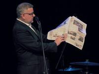 "Galeria Świetna forma pana Artura –  czyli recital kabaretowy Artura Andrusa pt. ""SOKRATESA 18"""