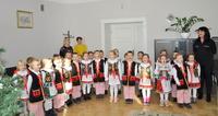 Galeria Przemyśl coraz bliżej świąt, a przedszkolaki składają życzenia cd.