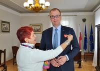 """Galeria Urząd Miejski w Przemyślu rozpoczął """"granie"""" na rzecz Wielkiej Orkiestry Świątecznej Pomocy!"""