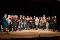 Galeria II LO z wyróżnieniem w 41. Biesiadzie Teatralnej w Horyńcu Zdroju 2020!