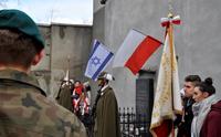 Galeria XII Obchody Międzynarodowego Dnia Pamięci o Ofiarach Holokaustu - 29 stycznia 2020 r.