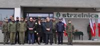 Galeria Najnowocześniejsza strzelnica na Podkarpaciu działa w Bieszczadzkim Oddziale Straży Granicznej w Przemyślu